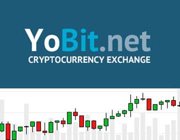 Криптовалютная биржа Yobit